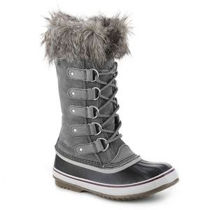 Sorell Grey JOAN OF ARCTIC SNOW BOOT - Size 7.5